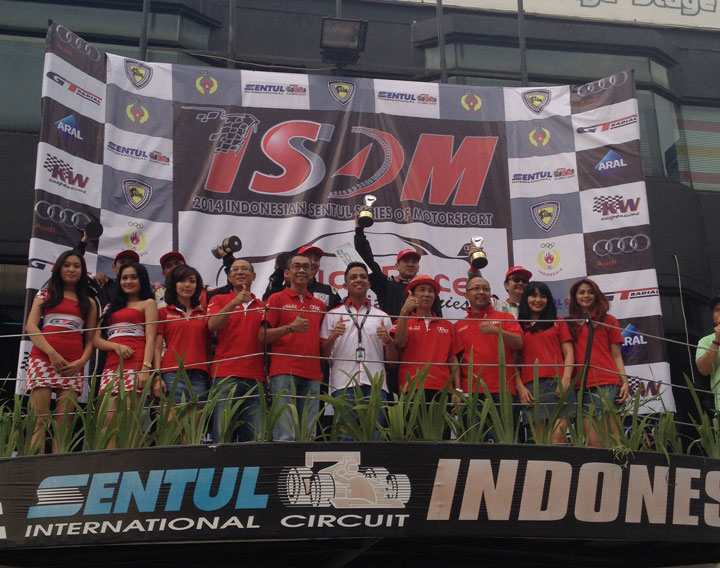 GT Radial tires Can Satisfy Racer In ISOM Series 4