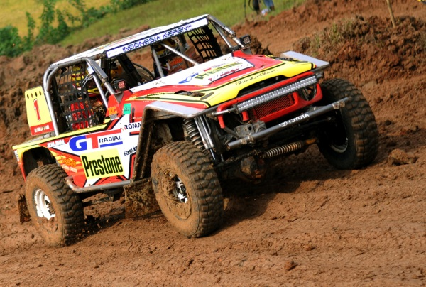 GT Radial and Hundred Offroaders are Ready to Hit Semarang