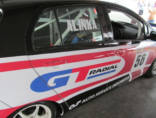 GT Radial Champiro HPY and SX2 Won The First Series of ISSOM 2014