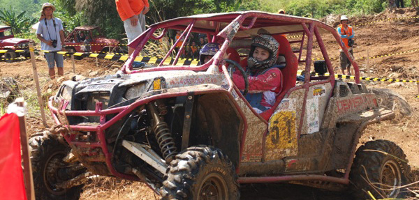 GT Radial Savero Komodo Proved Its Performance in the Second Series of Indonesia Xtreme Adventure 4x4 Team 2014