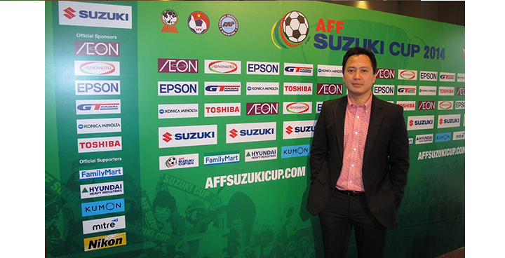 "GT Radial be an official sponsor for ""Suzuki AFF Cup"""
