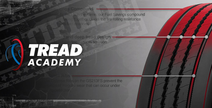 Tread Academy Upgrades