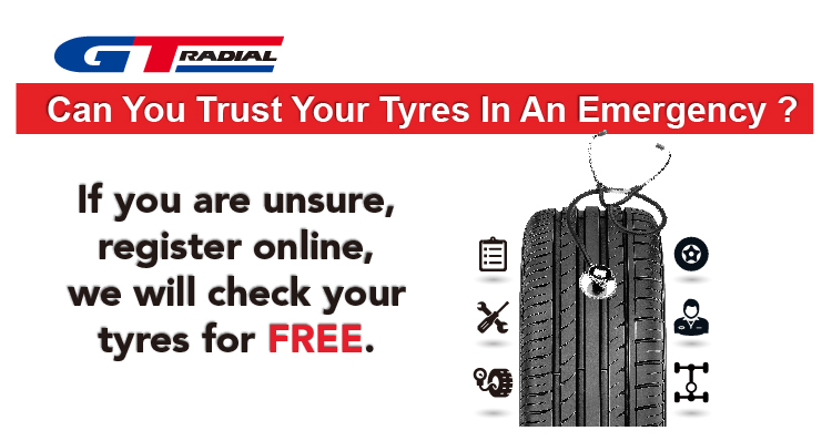 GT Radial Launches Free Tyre Safety Check Program in Malaysia and Singapore