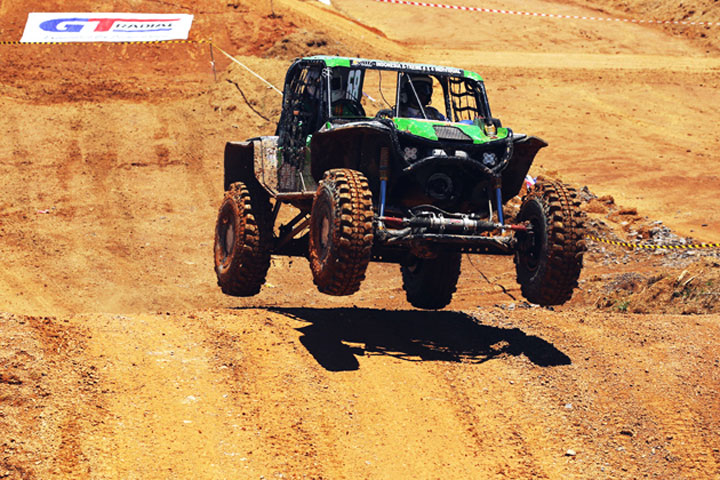 GT Radial Support Indonesia eXtreme 4x4 Offroad Individual (IXAI) National Championship 1st series