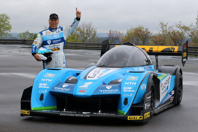 "Giti Tire to Compete in 100th Anniversary of Pikes Peak Hill Climb on ""Monster"" Tajima's Electric Vehicle"
