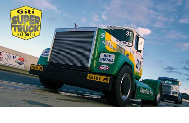 Giti Truck Tires Drive Major Australian Racing Series