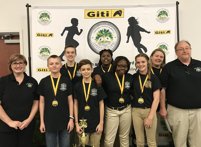 Giti Student Math & Science Awards in USA Continue for Third Year