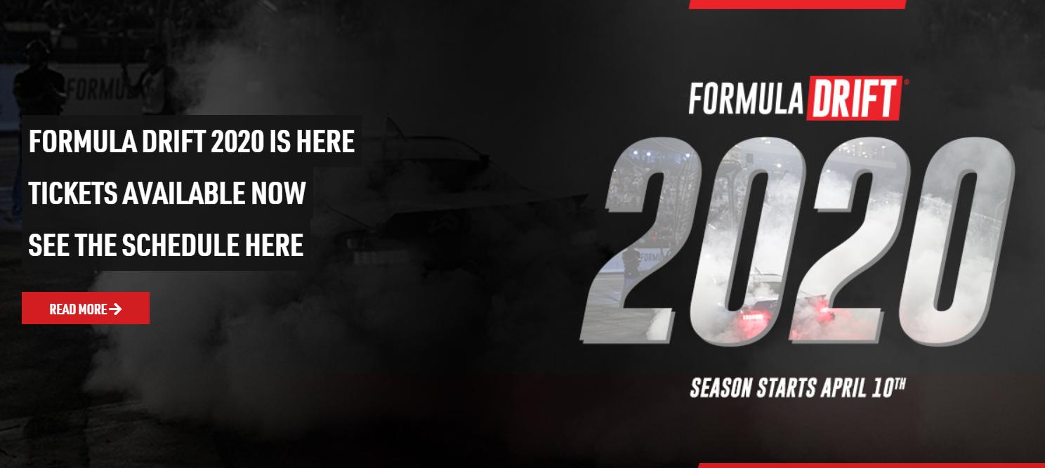 Giti Tire retornará à Formula Drift com a marca GT Radial em 2020