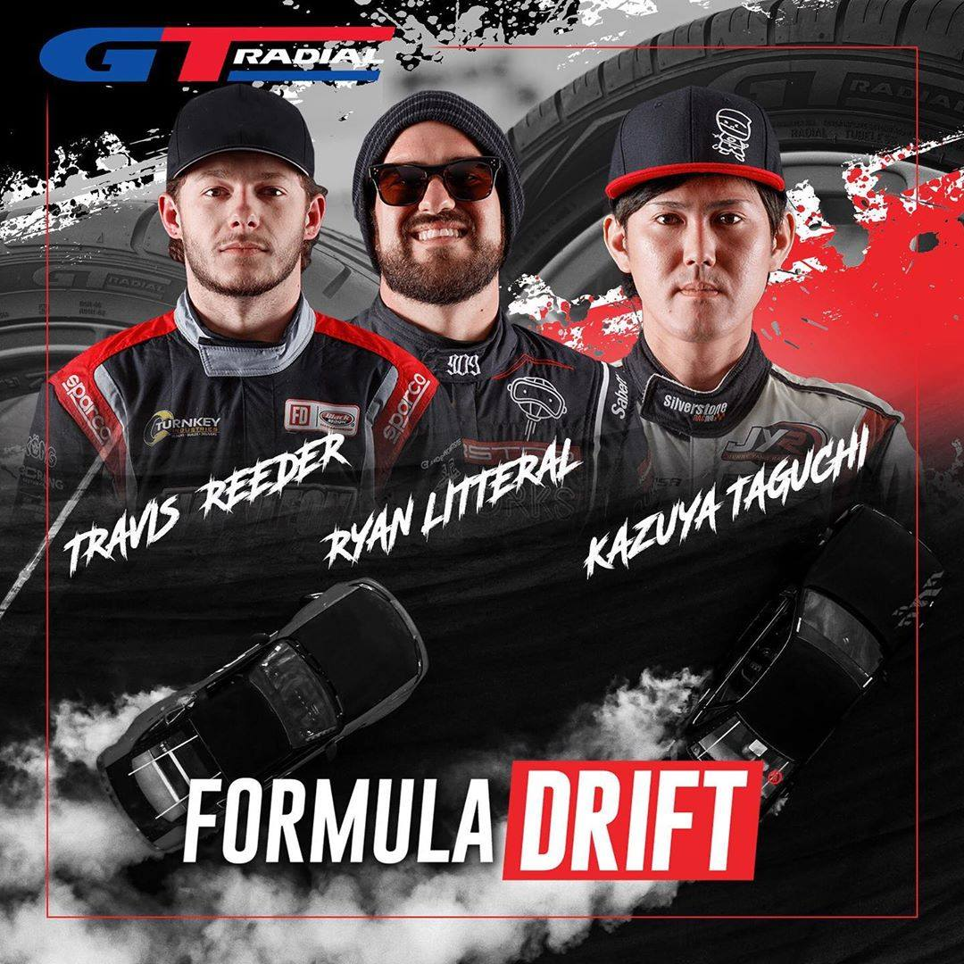Giti Returns to Formula DRIFT USA Following Three Year Hiatus