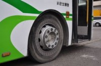 GT867: the Official Preferred Tire of Shanghai City Bus