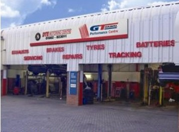 GT Radial working with Micheldever on Performance Centre programme