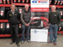 Scottish tyre dealer's 4 sites become GT Radial Performance Centres