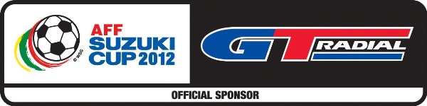 GT Radial named as Official Tyre of AFF Suzuki Cup 2012