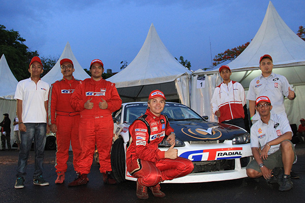 GT RADIAL DRIFT TEAM IS THE RUNNER UP OF FORMULA DRIFT ASIA 2012