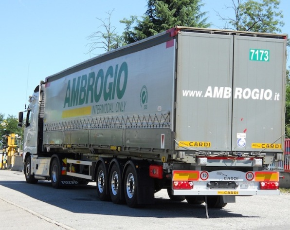 Ambrogio Trasporti, European Intermodal Freight Transport Leader, Chooses GT Radial Following Successful Tests