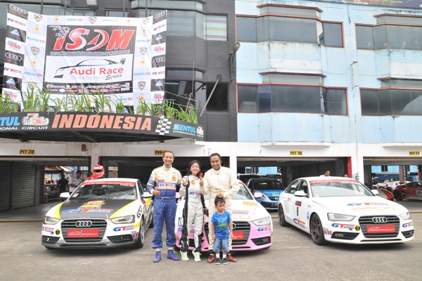 What's The Highlight of Indonesia Sentul Series of Motorsport <br> (ISSOM) 2014 Round II?<br>