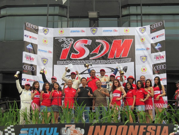 GT Radial Champiro HPY and SX2 Won<br> The First Series of ISSOM 2014<br>