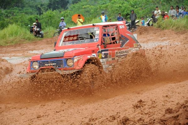 GT Radial Send Its Best Team for the 2014 Speed Offroad National Championship