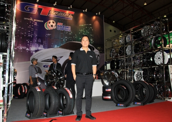 GT Radial Offers Varied Interesting Packages in AAITF<br>
