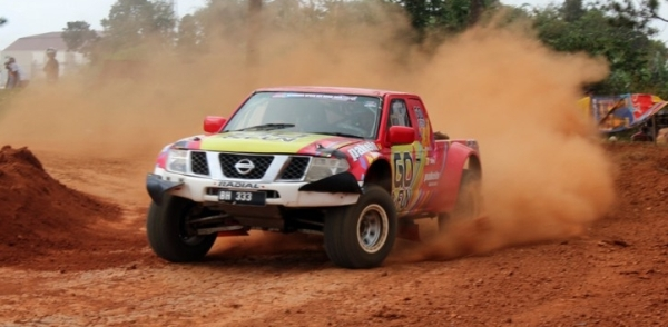 The Result of Speed Offroad National Championship 2014 2nd Series is Satisfying for GT Radial Team