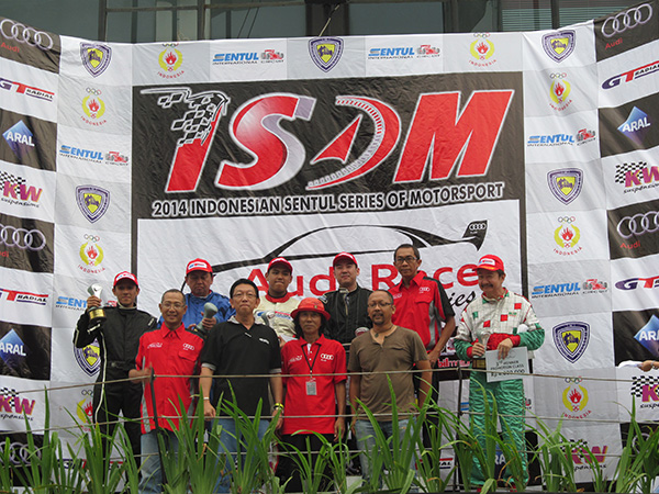 GT Radial Champiro SX2 Proven Tough in Sentul Circuit