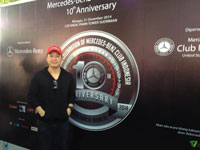 GT Radial Support Mercedes-Benz Club Indonesia 10K Run in Jakarta