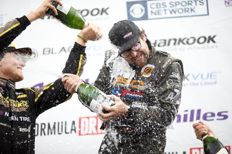 GT Radial Wins First Formula DRIFT USA Event