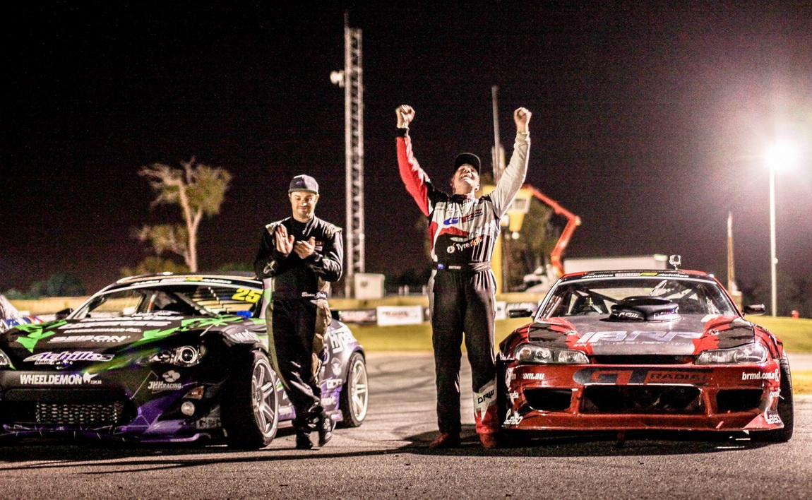 GT Radial Crowned 2015-16 Season Australian Drifting Grand Prix Series Champion
