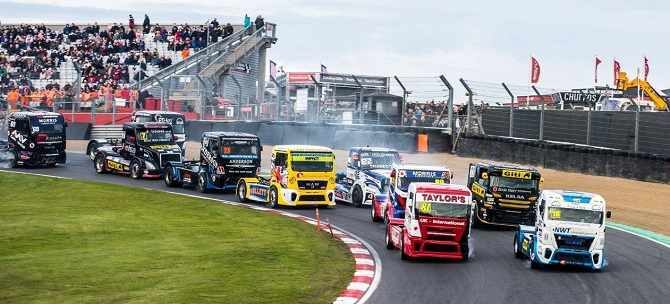 Giti Successfully Completes Debut European Truck Racing Season