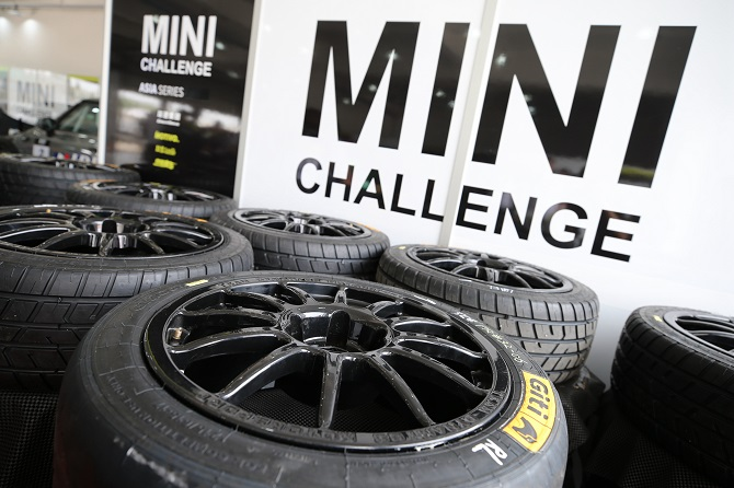 Action-Packed 2018 Motorsports Season for Giti Starts Up with MINI Challenge Asia Series