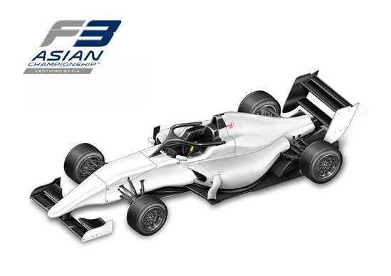 Giti Tire Confirmed as Official Tire Supplier for F3 Asian Championship Series