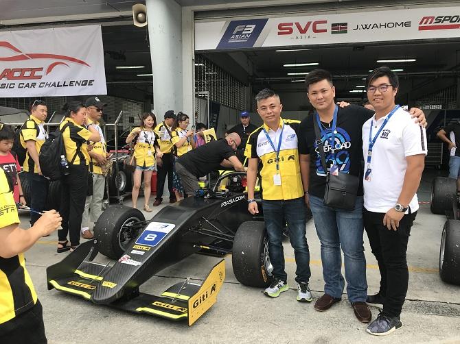 Formula 3 Asian Championship Premieres in Malaysia on Giti Tires