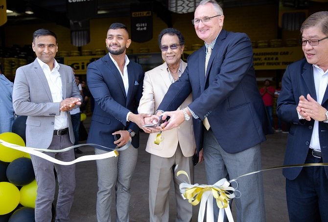 Giti Tire Celebrates New Beginnings with Opening of First Middle East Flagship Store in Dubai