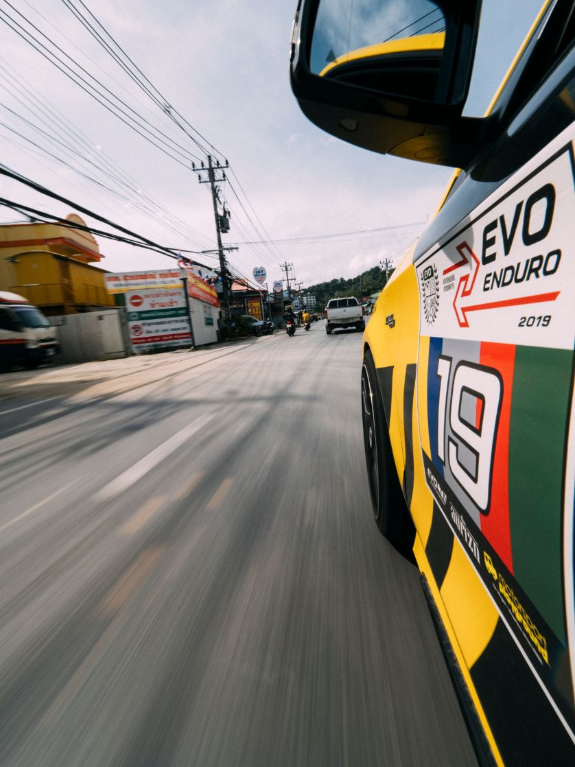 GITI TIRE ENGAGES IN ENDURANCE DRIVE ACCROSS MALAYSIA AND THAILAND