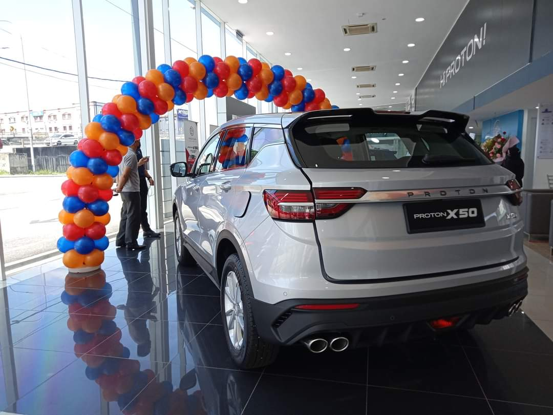 Giti Tire selected as OE supplier for 2020 Proton X50