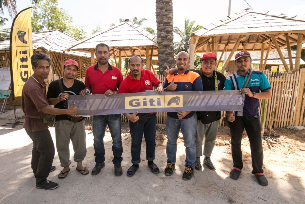 Giti Tire and Kit Loong Return for Successful 'Gyration 2.0: Kinetic Ignition' Event in Malaysia