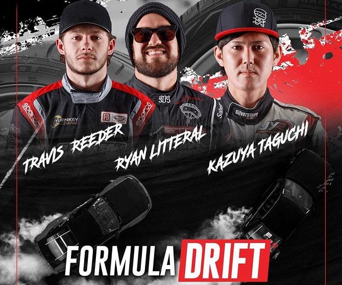 Giti Returns to Formula DRIFT USA Following Three Year Hiatus