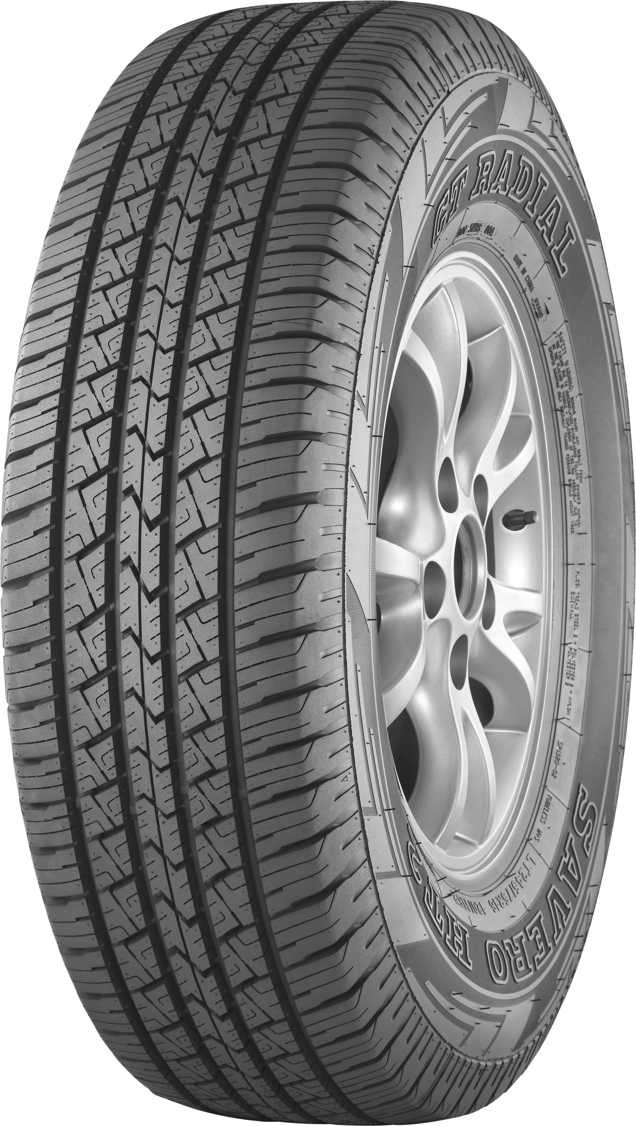Gt Radial Tires >> SAVERO HT2